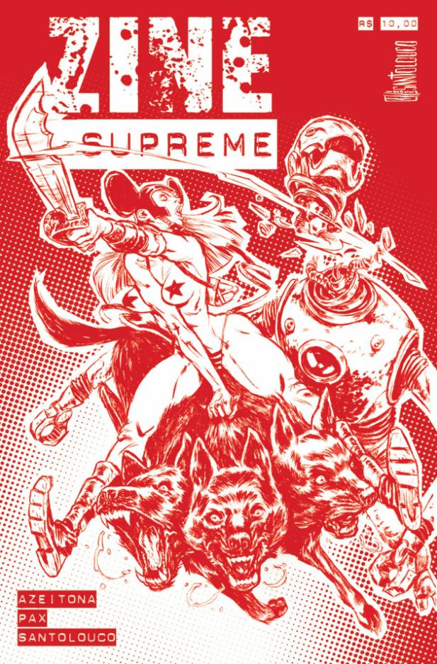 Comic Book Artist: Mateus Santolouco   Abduzeedo   Graphic Design Inspiration and Photoshop Tutorials