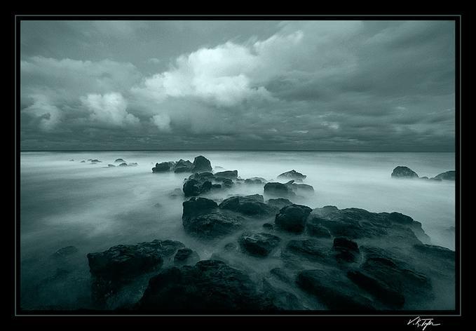Pacific Evening Mist (Best...: Photo by Photographer Vincent K. Tylor - photo.net