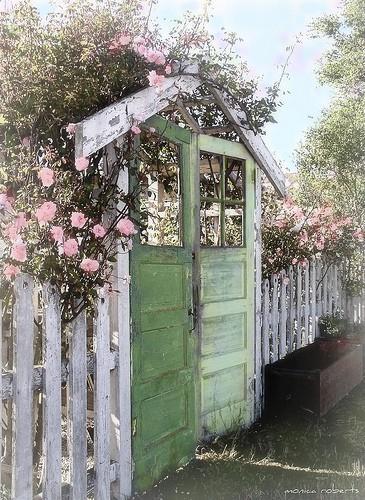 Garden tyme / garden gate