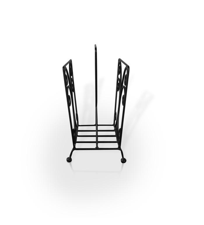 Buy Iron Magazine Holder | Racks & Cabinets | Pepperfry.com