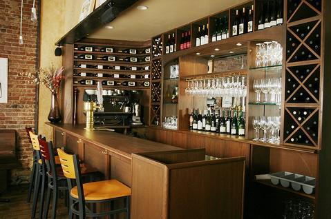 custom commercial bars