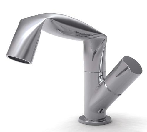 Bathroom Chrome Faucet Fold by Ceramica Flaminia | Bathroom Faucets
