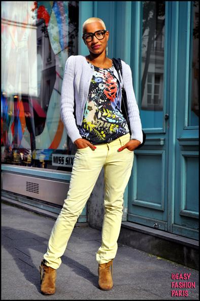 Street style - Paris. Комментарии : LiveInternet - Российский Сервис Онлайн-Дневников