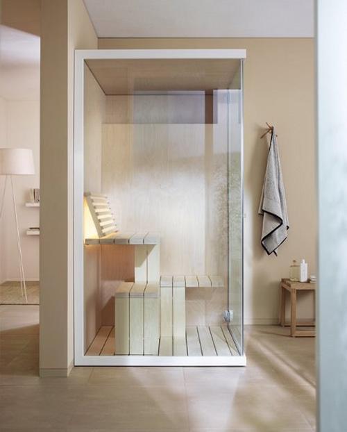 Super Compact Sauna by Duravit - Inipi B | Saunas