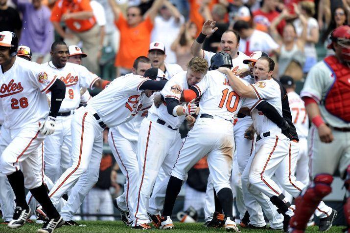 Philadelphia Phillies vs. Baltimore Orioles - Photos - June 10, 2012 - ESPN