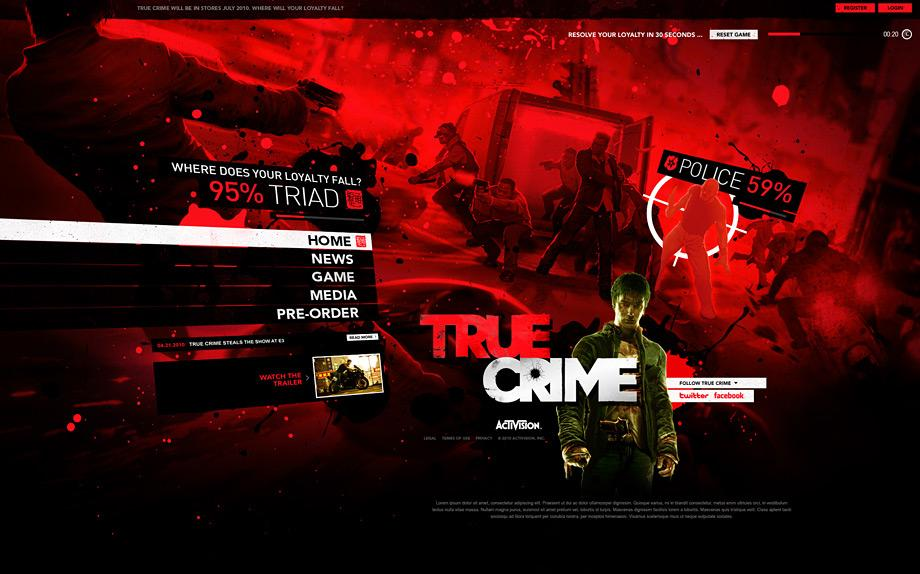 Justin Carroll — True Crime