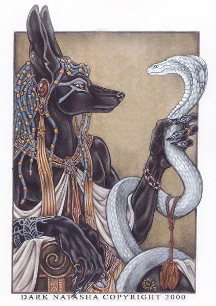 Snake Charmer by ~darknatasha