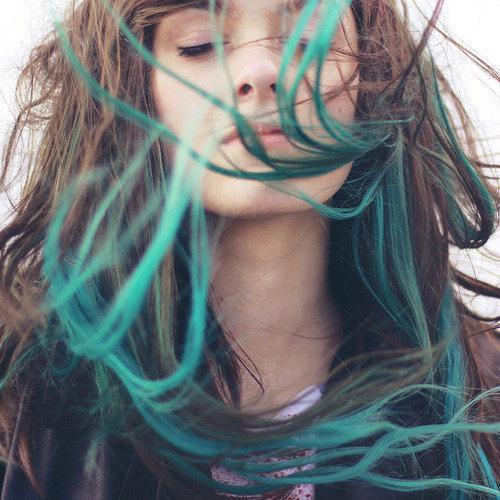 T U R Q U A T I C teal colored pastel 14 long by LulusGalaxy