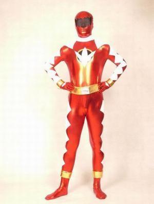 Conner Abaranger Power Rangers Superhero Costume