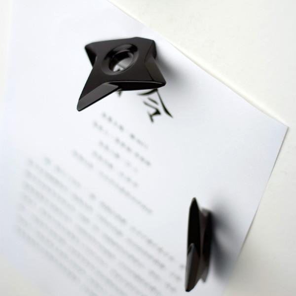 Ninja Shuriken Magnets - Bestsellers - Yanko Design