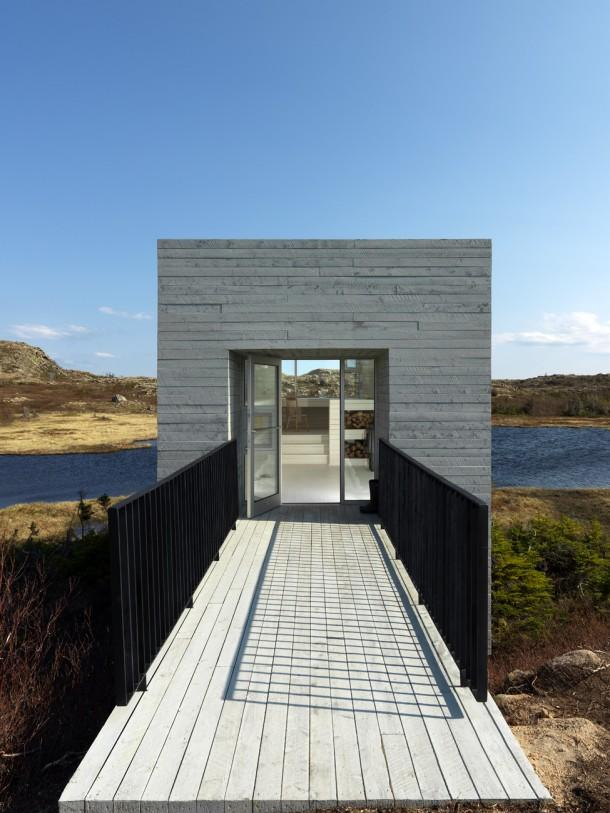 The Place Where Artist Create - Art Studio by Saunders Architecture | Art Cocktail