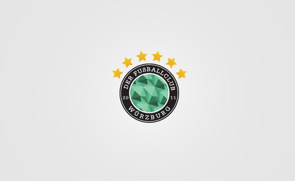 FC Wurzburg (Identity Design)