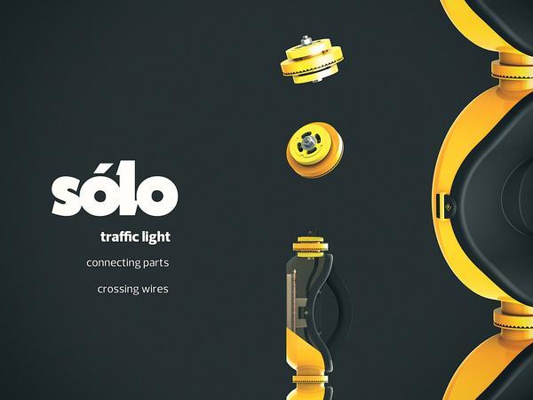 Sólo - traffic light