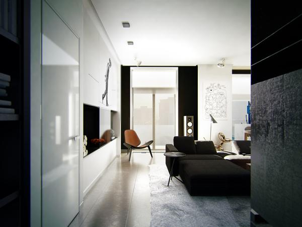 Contemporary apartment | Kiev KO+KO