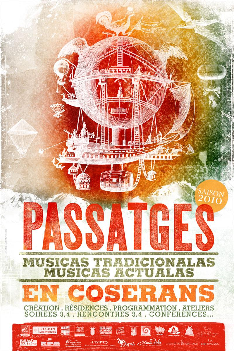 All sizes | Passatges 2010 poster | Flickr - Photo Sharing!