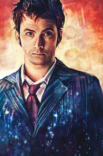 The Time Lord Art Print by Alice X. Zhang | Society6