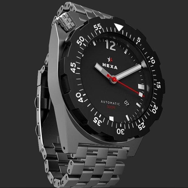 Fancy - Hexa K500 Watch