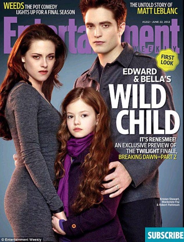Breaking Dawn 2: First picture of Resesmee is revealed | Mail Online