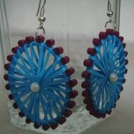 Quilling Earrings - Share and discover Quilling Earrings and other stuff at 3mik.com