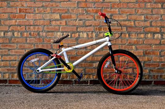 MirraCo x Ricky & Dee Ltd Ed BMX | Acclaim