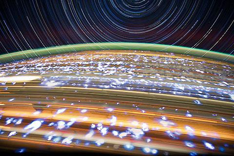 Stunning photos taken from 240 miles up in space — Lost At E Minor: For creative people