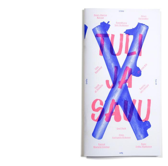 Tuli&Savu : Martin Martonen / Bench.li