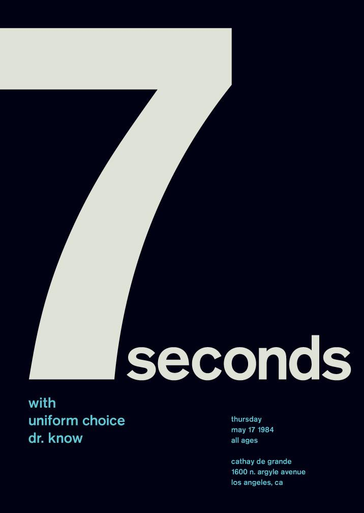 7 seconds at cathay de grande, 1984 - swissted