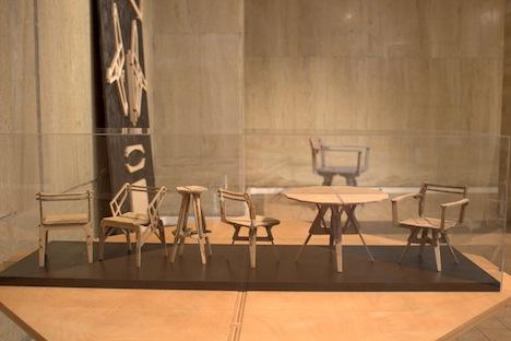Sofia Design Week 2012: Konstantin Achkov's Groove and Tenon, Flatpack Plywood Furniture - Core77