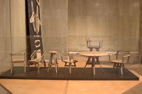 Sofia Design Week 2012: Konstantin Achkov's Groove and Tenon, Flatpack Plywood Furniture - Core77