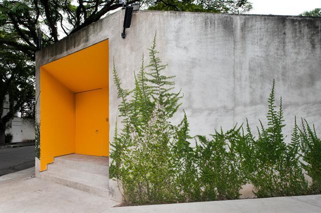 Isay Weinfeld Designs Casa Grécia, São Paulo |