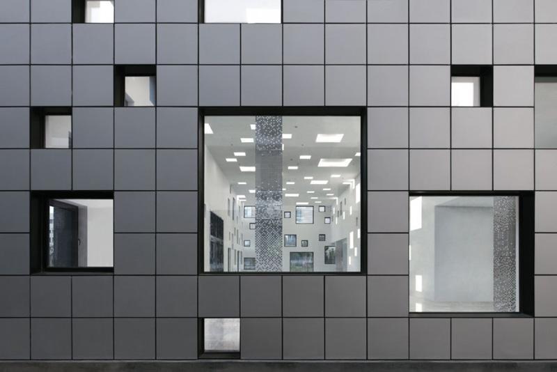 Looks like good Cube Tube by SAKO Architects