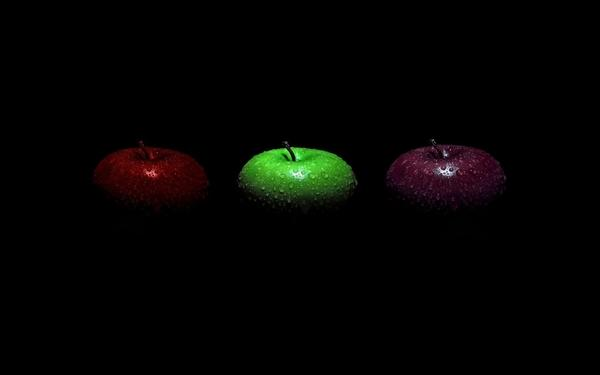 fruits,moist fruits moist apples black background 1920x1200 wallpaper – Apple Wallpaper – Free Desktop Wallpaper