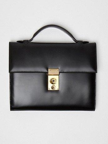 Fancy - Thom Browne iPad 2 Case in black at oki-ni