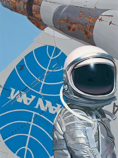 Pan Am Art Print by Scott Listfield | Society6