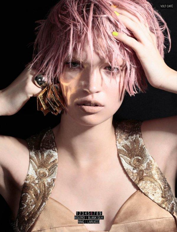 Luisa Bianchin by Jacob Sadrak » Creative Photography Blog