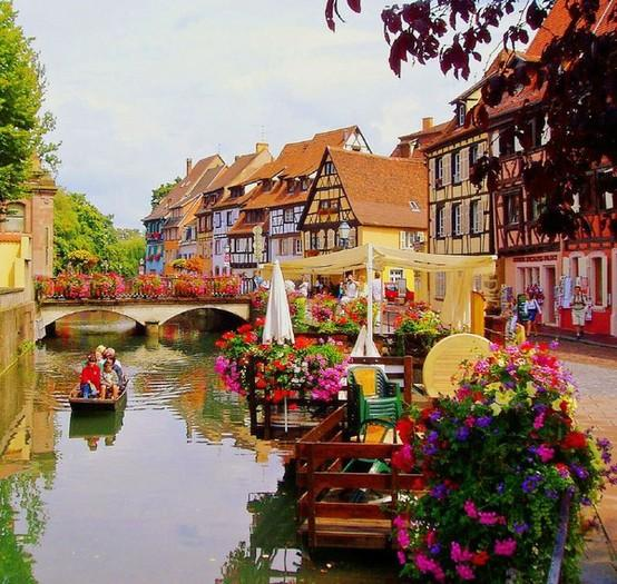 It's a Colorful World / colmar, france
