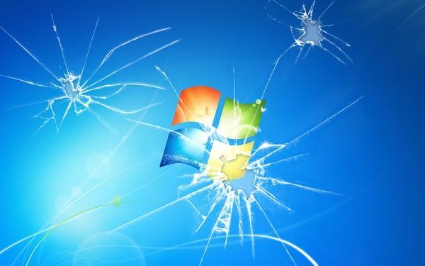 Microsoft Windows,broken screen broken screen microsoft windows logos 1920x1200 wallpaper – Microsoft Wallpaper – Free Desktop Wallpaper