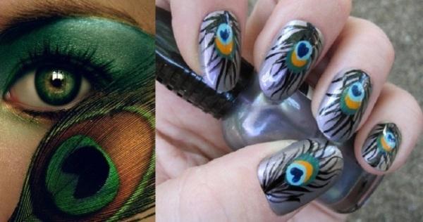 peacock style - StyleCraze