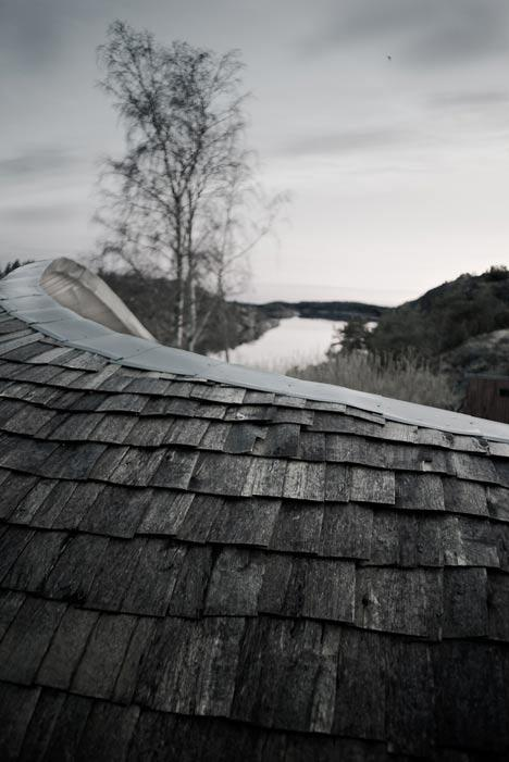 Dezeen » Blog Archive » Hönshus-1 by Torsten Ottesjö