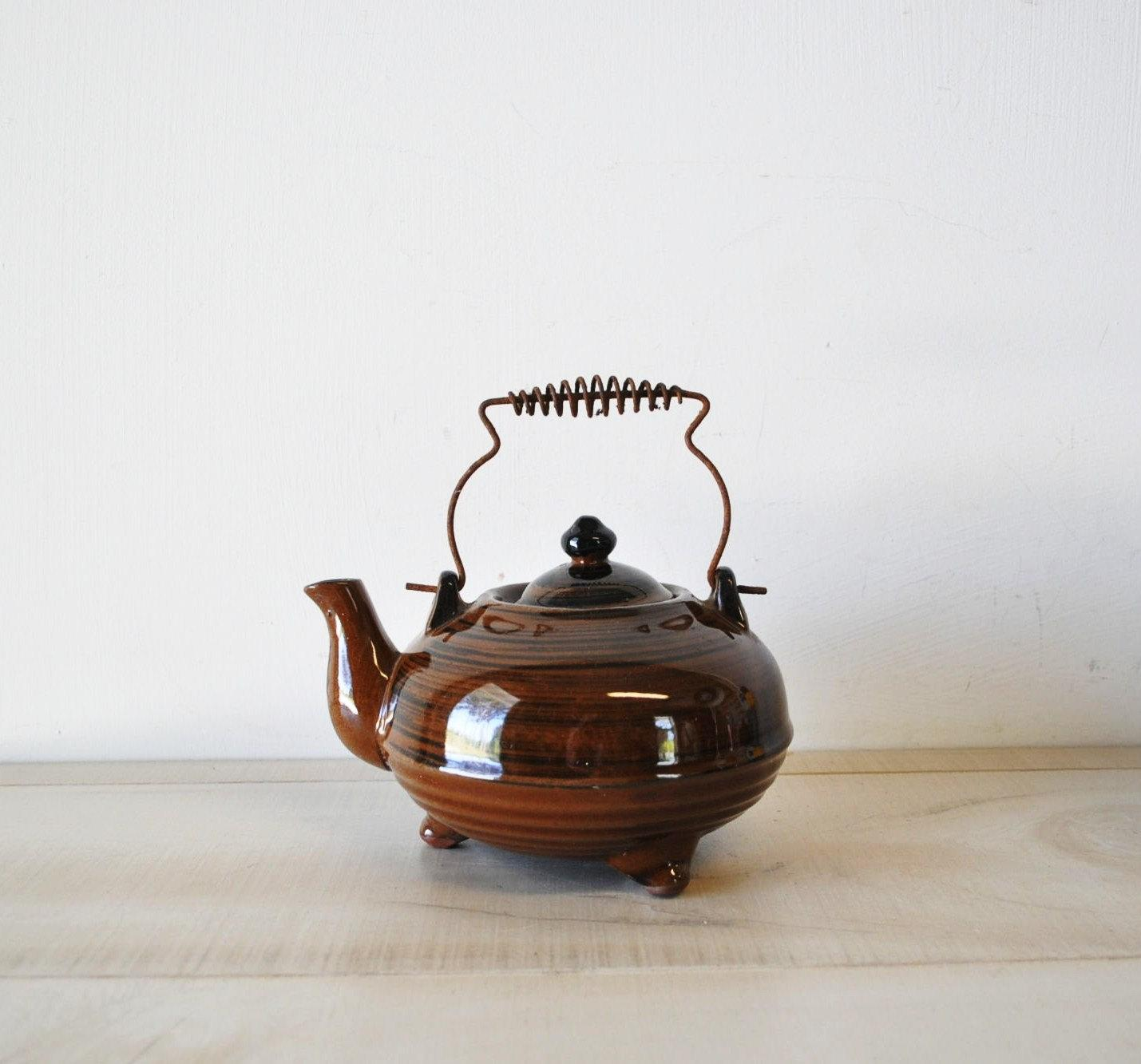 It is Tea Timevintage royal sealy chocolate brown by MyraMelinda