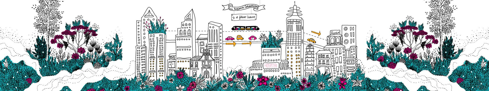 Todos os tamanhos | Regiones de Colombiana//Futuro Urbano | Flickr – Compartilhamento de fotos!