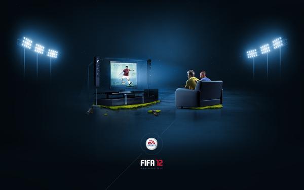 FIFA12 chaîne Youtube sur le réseau