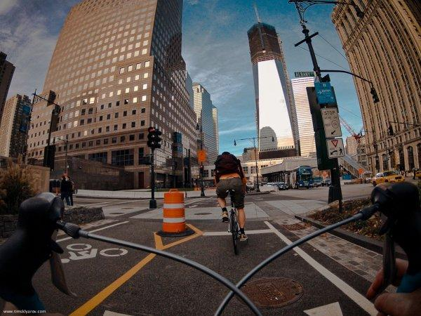 New York through the eyes of a Road Bicycle » Creative Photography Blog