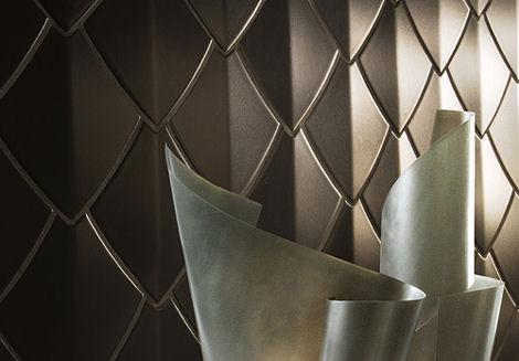 Reptile Tile from Canakkale Seramik - the new Decorative Ceramic Tile   Tile