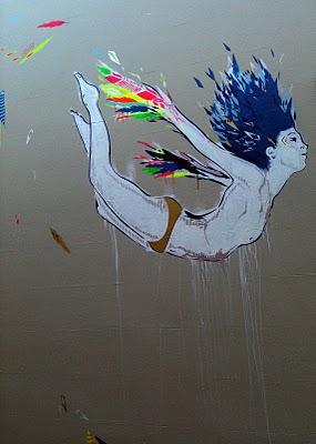 Femme De Montmartre: Free Falling