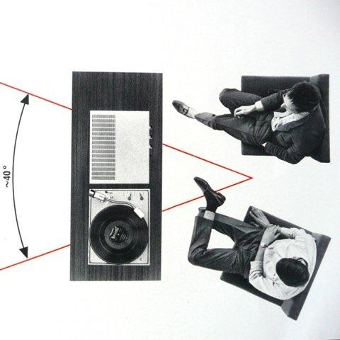 Braun electrical - Print material / artwork - Lautsprechereinheiten