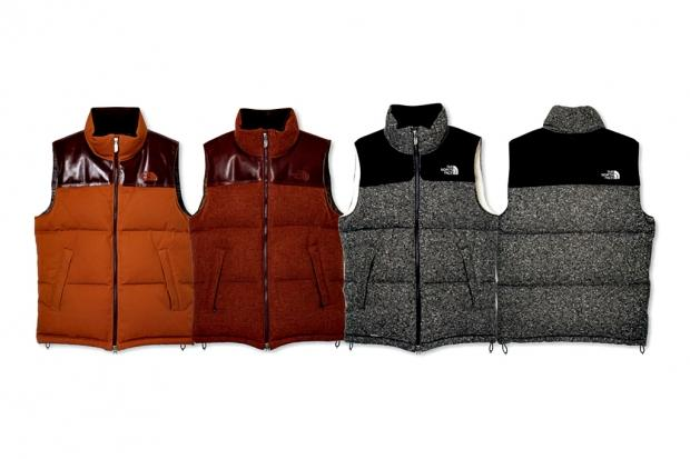 The North Face x Comme des Garcons Junya Watanabe eYe Down Vest Collection | SLAMXHYPE