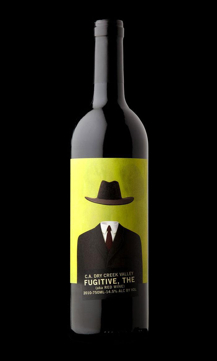 TheFugitive - The Dieline - The #1 Package Design Website -