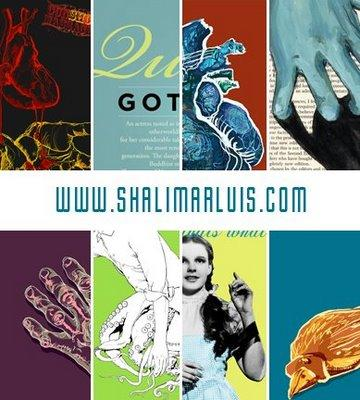 Shalimar Luis. My Art, Design & Opinion.