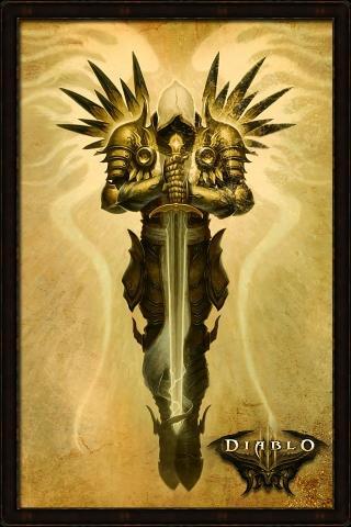 Download Diablo 3 iPhone Hd Wallpaper - Video Games iPhone HD Wallpapers - | iPhone HD Wallpaper